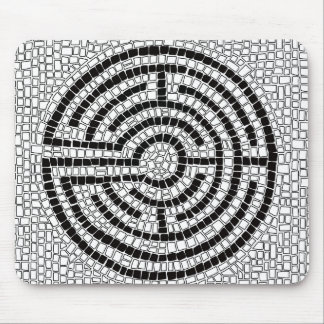 Labyrinth VII Mouse Pad