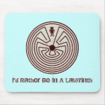 Labyrinth Walkers Walker A~Maze~ing Gifts Mousepads