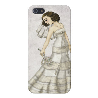Lace Bride Cover For iPhone 5/5S