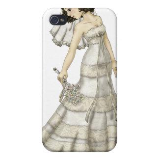 Lace Bride iPhone 4 Case