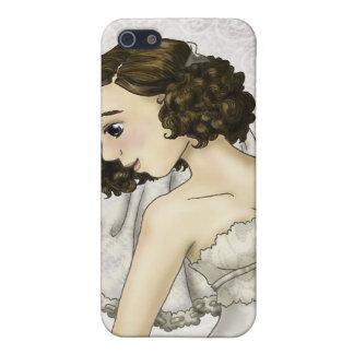 Lace Bride iPhone 5/5S Case