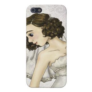 Lace Bride iPhone 5 Case