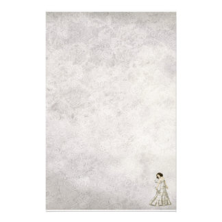 Lace Bride Stationery Paper