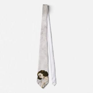 Lace Bride Tie