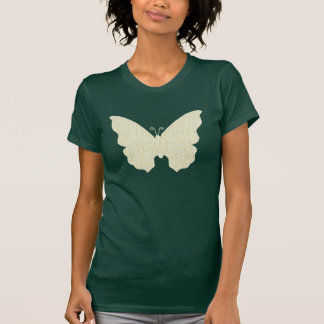 Lace Butterfly Shirt