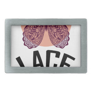 Lace Day - Appreciation Day Belt Buckles