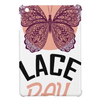 Lace Day - Appreciation Day iPad Mini Cases