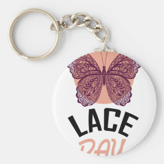 Lace Day - Appreciation Day Key Ring