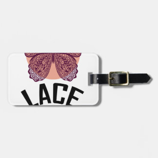 Lace Day - Appreciation Day Luggage Tag