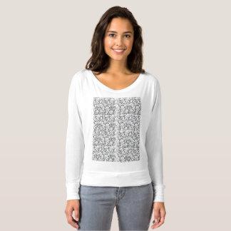 Lace Design T-Shirt