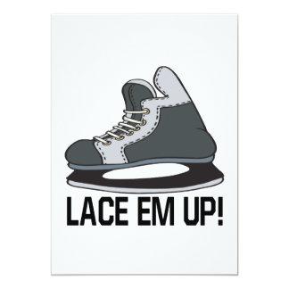 Lace Em Up Card