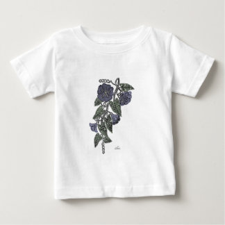Lace Flowers 2 Baby T-Shirt