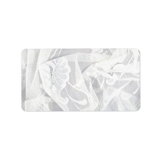 Lace Label