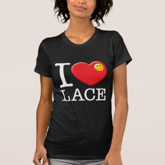 Lace Love W Tee Shirts