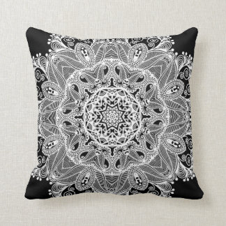 Lace Mandala Cushion