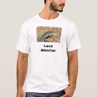 Lace Monitor T-Shirt