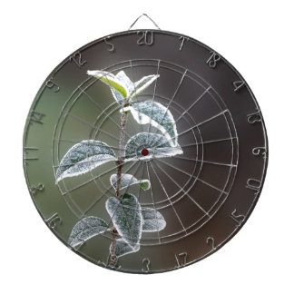 lace on leaves dartboards