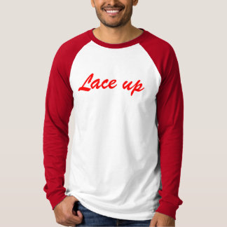 lace up mgk long sleeve tshirts