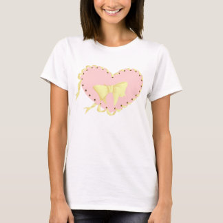 Laced Heart T-Shirt