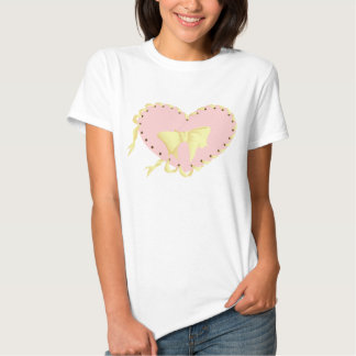 Laced Heart Tshirt