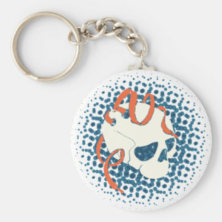 Laced Key Chains