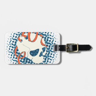 Laced Travel Bag Tag