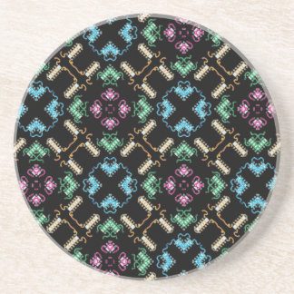 Laced Up Coasters