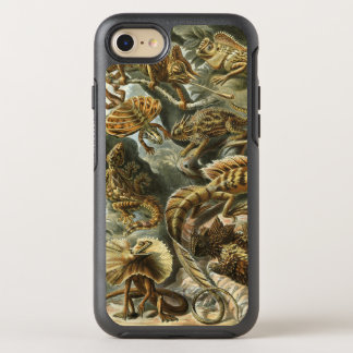 Lacertilia by Ernst Haeckel Vintage Lizard Animals OtterBox Symmetry iPhone 7 Case