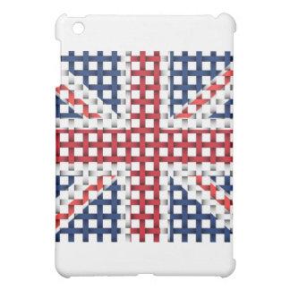 Lacey British flag iPad Mini Case
