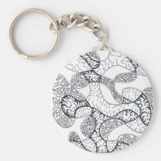 Lacey Doodle Key Chains