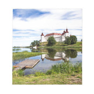 Läckö castle notepad