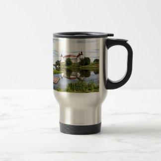 Läckö castle travel mug