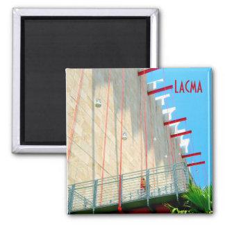 LACMA Los Angeles Museum Modern Art Photograph Magnet