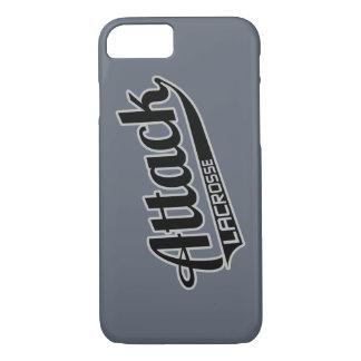 Lacrosse Attack iPhone 7 case
