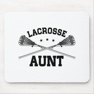 Lacrosse Aunt Mouse Pad
