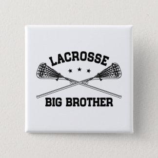 Lacrosse Big Brother 15 Cm Square Badge