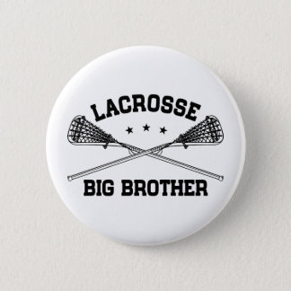 Lacrosse Big Brother 6 Cm Round Badge