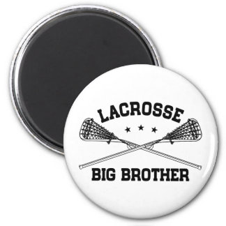 Lacrosse Big Brother Magnet