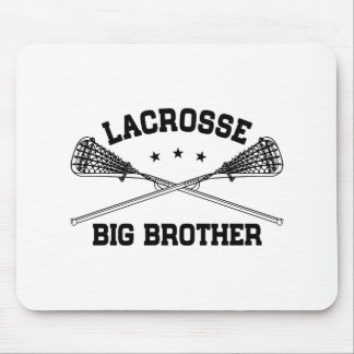 Lacrosse Big Brother Mouse Pad