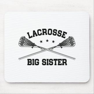 Lacrosse Big Sister Mouse Pad
