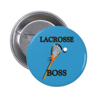 Lacrosse Boss Buttons