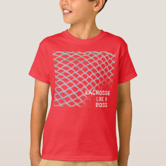 Lacrosse Boss T-Shirt