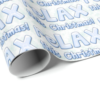 Lacrosse Christmas Gift Wrap, LAX Xmas Wrapping Paper