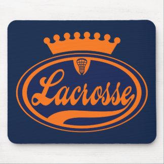 Lacrosse Crown Mousepads