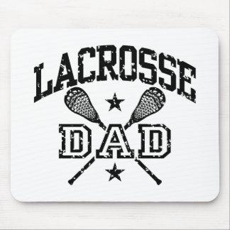 Lacrosse Dad Mouse Pads
