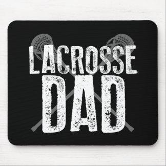 Lacrosse Dad Mouse Pad