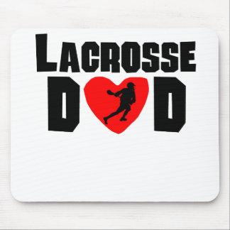 Lacrosse Dad Mousepad