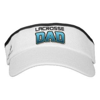 Lacrosse Dad Visor Hat