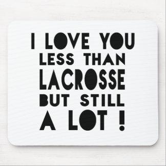 Lacrosse Designs Mouse Pad