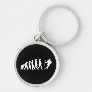 Lacrosse Evolution Key Ring